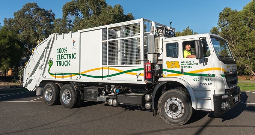 WM Waste Commits to Carbon Neutral Energy
