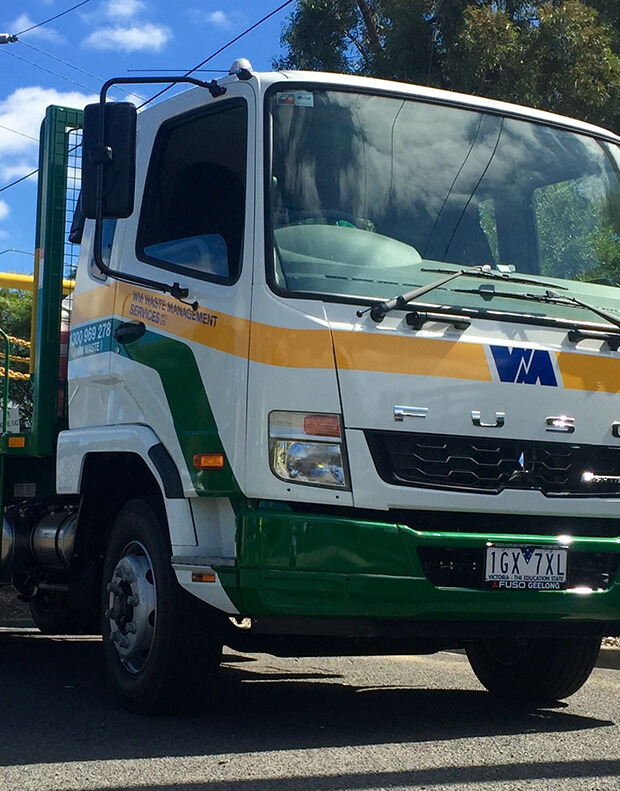 Waste Removal & Skip Bin Hire Melbourne | WM Waste