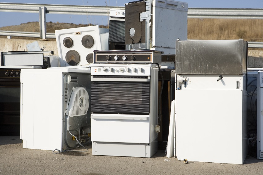 White Goods Recycling and Disposal